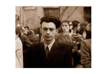 Leonid Lamm Photo May 1st Demonstration