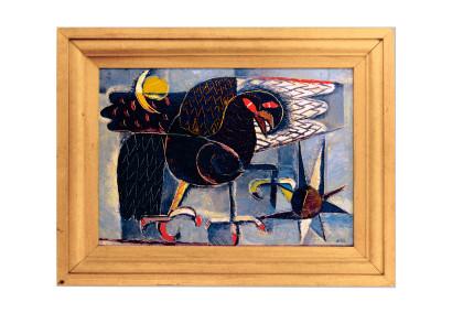 Leonid Lamm Night Bird