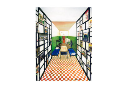 Leonid Lamm Virtual Journey: Back from Home: Kunstkamer